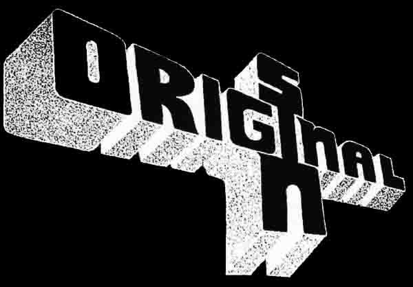 Original Sin - Logo