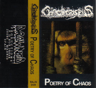 Chococrispis - Poetry of Chaos