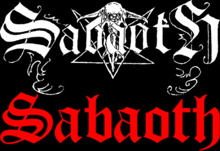 Sabaoth - Logo