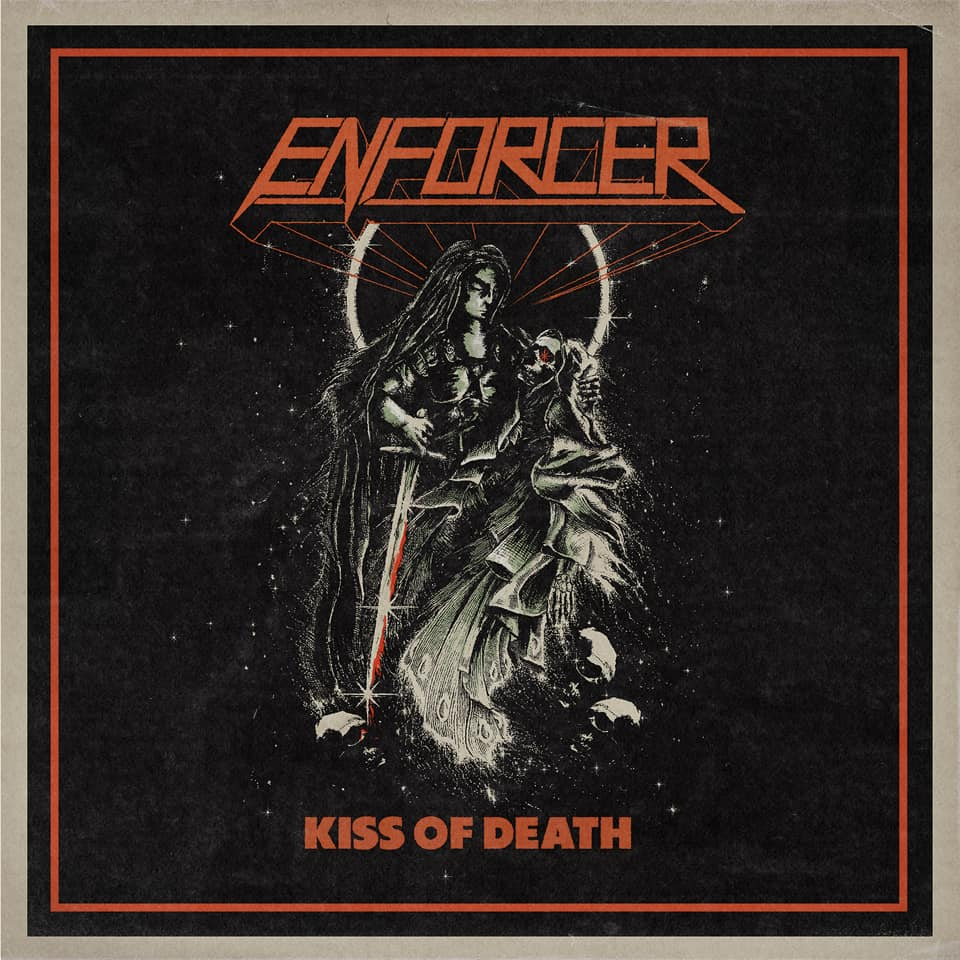 Enforcer - Kiss of Death