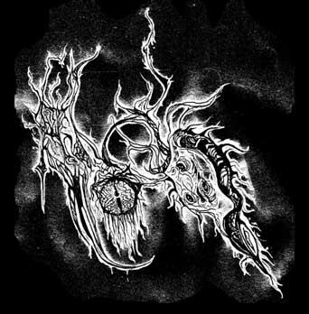 Antediluvian - Logo
