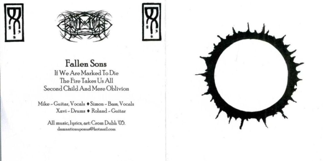 Crom Dubh - Fallen Sons