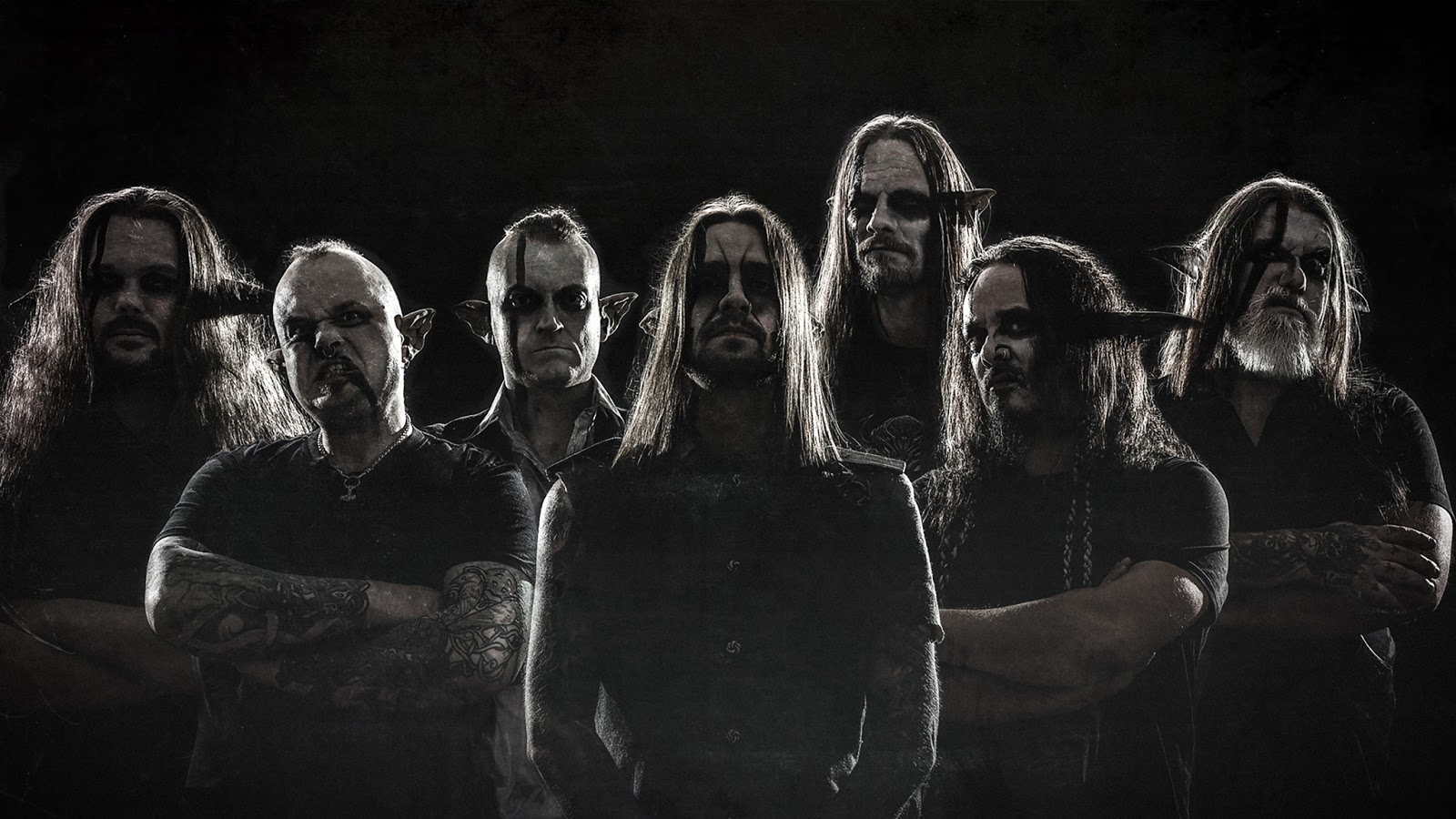 Finntroll members (Click to see larger picture)