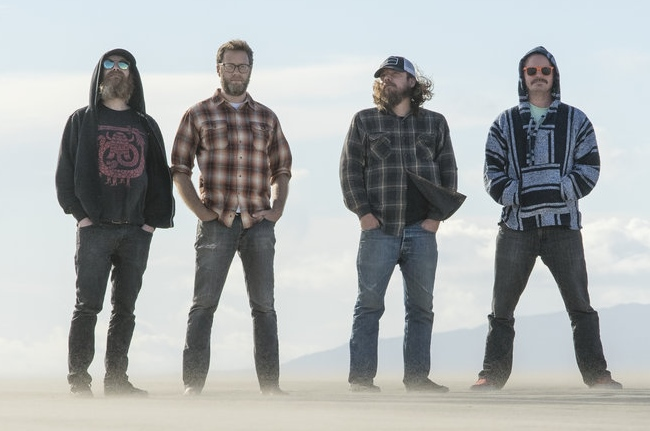 Red Fang - Photo