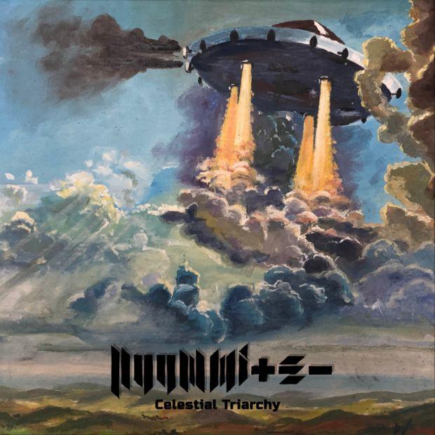Nuummite - Celestial Triarchy