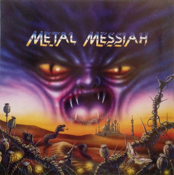 Metal Messiah - Honour Among Thieves