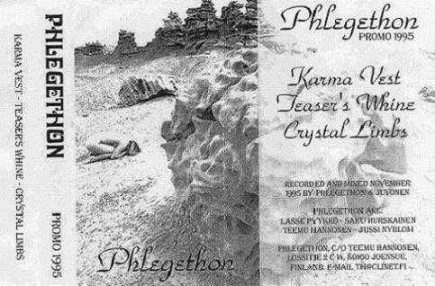 Phlegethon - Promo 1995