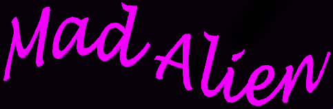 Mad Alien - Logo
