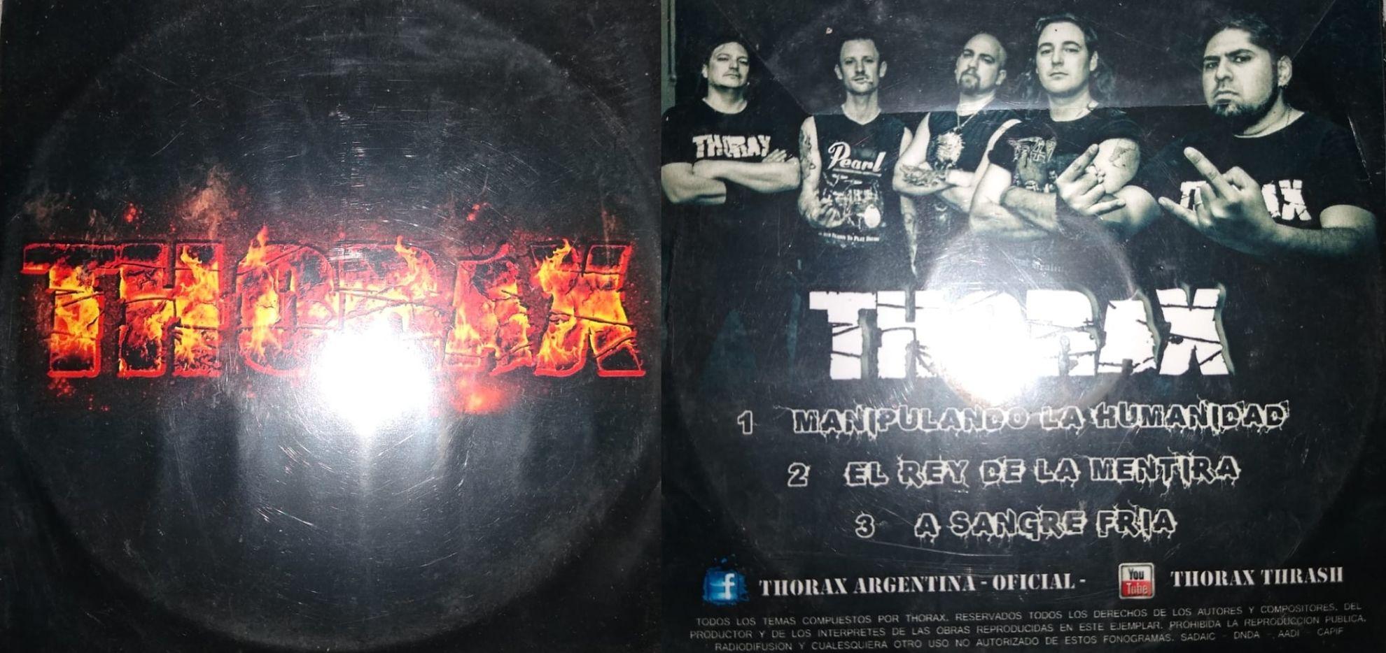 Thorax - A sangre fría