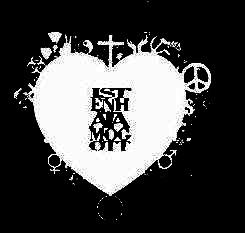 Isten Háta Mögött - Logo