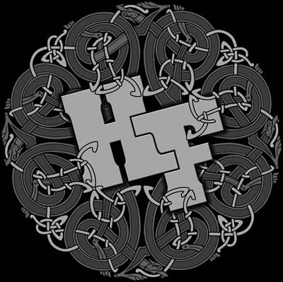 HeavenFall - Logo
