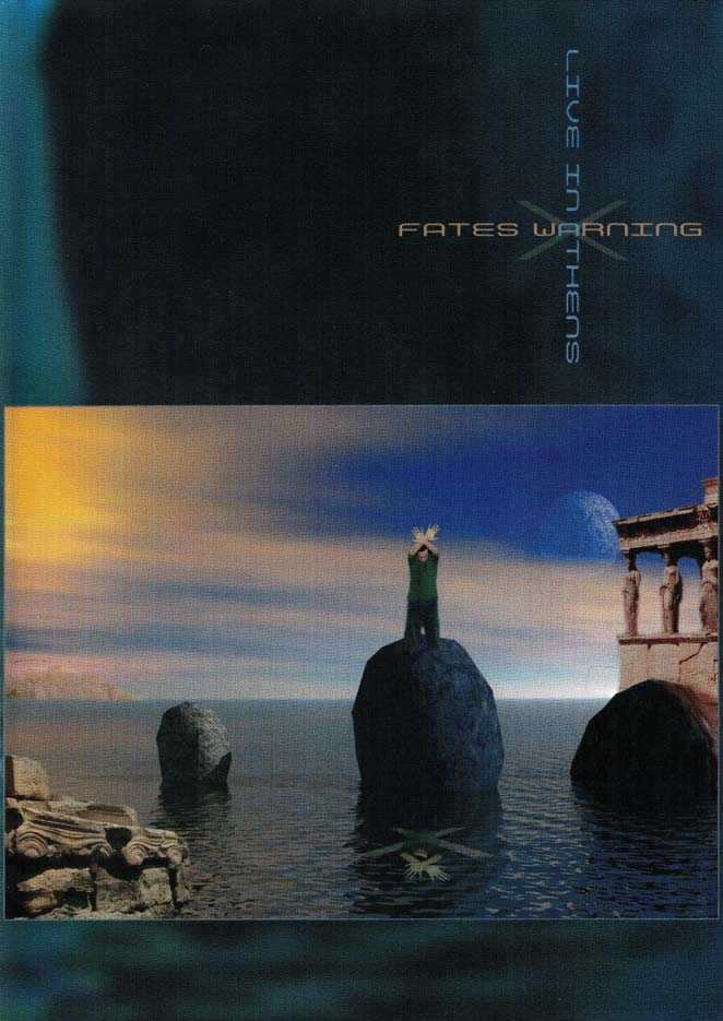 Fates Warning - Live in Athens ...