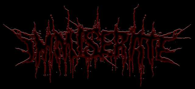 Immiserate - Logo