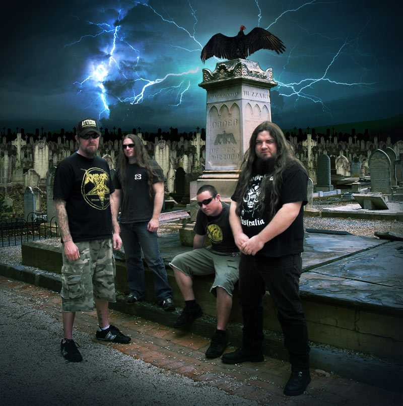 Order of the Buzzard - Photo