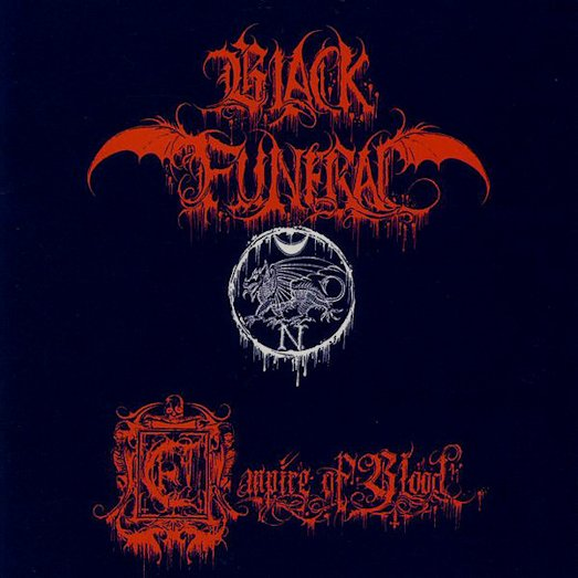Black Funeral - Empire of Blood