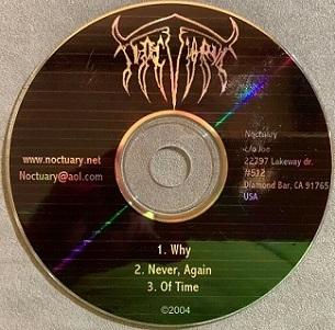 Noctuary - Promo 2004