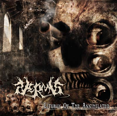 Vermis - Liturgy of the Annihilated
