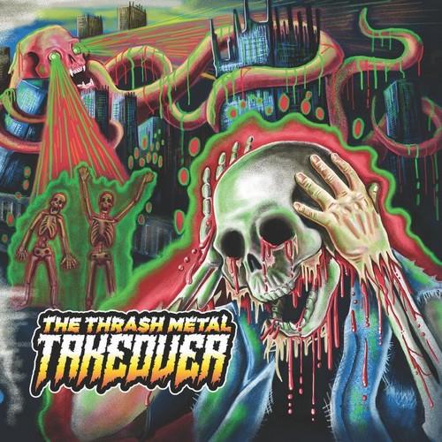 Acid Storm / Avalon / Maldevera / Sadic / Double Cross / Revelatör - The Thrash Metal Takeover
