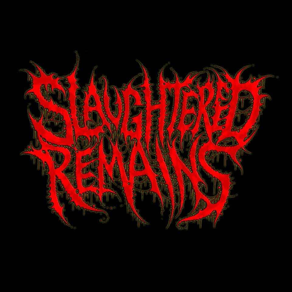 Slaughtered Remains - Logo