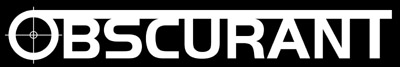 Obscurant - Logo