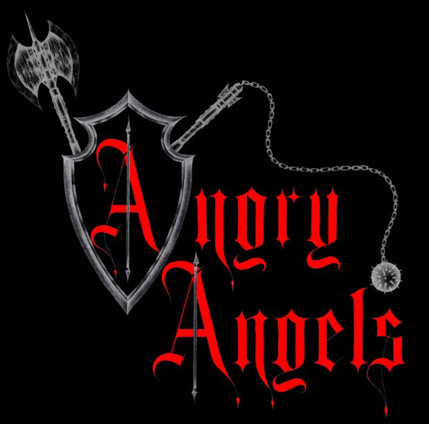 Angry Angels - Logo