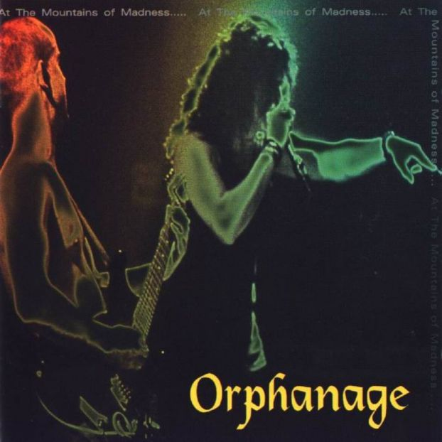 Orphanage - At the Mountains of Madness