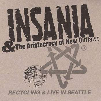 Insania - Recycling & Live in Seattle