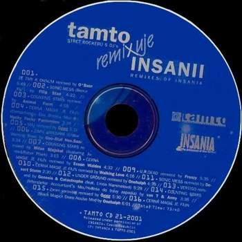 Insania - Tamto remixuje Insanii