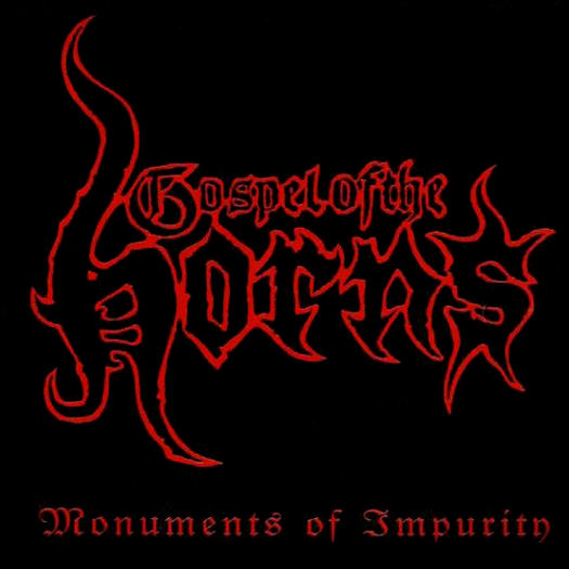 Gospel of the Horns - Monuments of Impurity