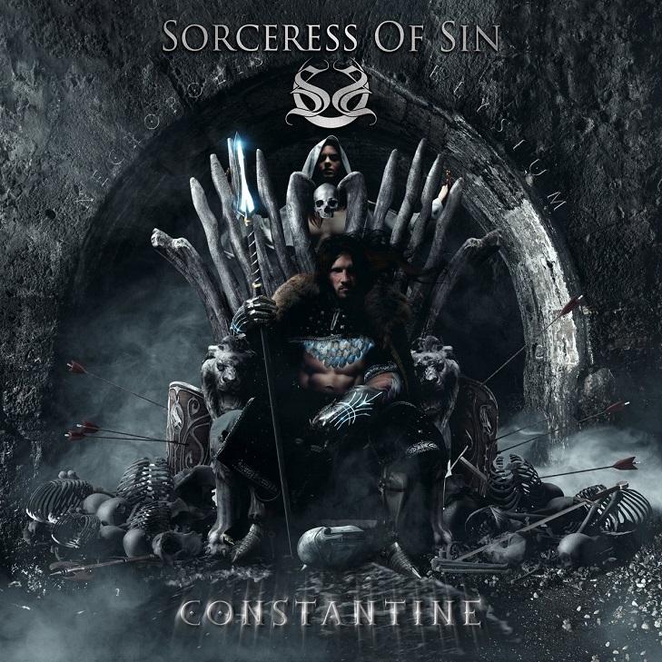 Sorceress of Sin - Constantine