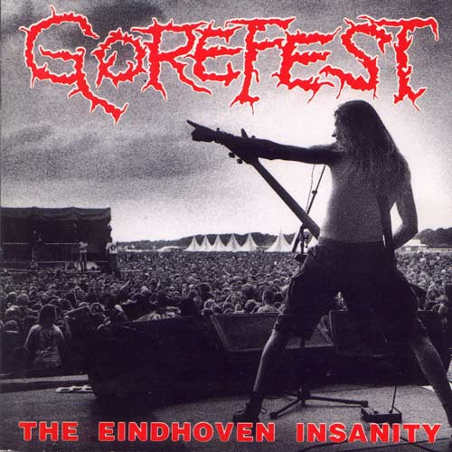 Tangled In Gore, The Eindhoven Insanity & Erase 9689