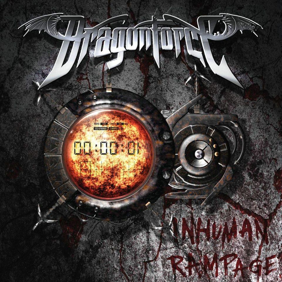 DragonForce - Inhuman Rampage
