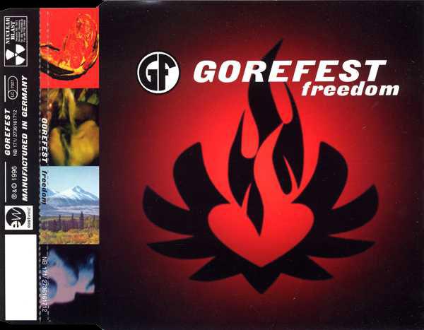 Gorefest - Freedom