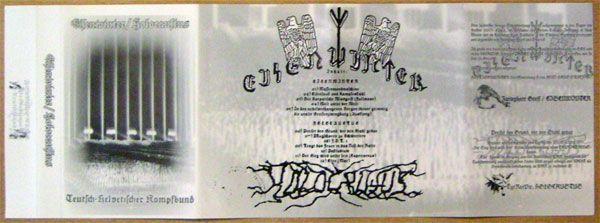 Eisenwinter / Holocaustus - Teutsch-Helvetischer Kampfbund