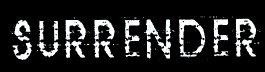 Surrender - Logo