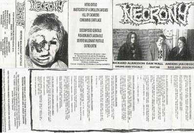Necrony - Severe Malignant Pustule