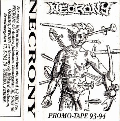 Necrony - Promo Tape '93-'94