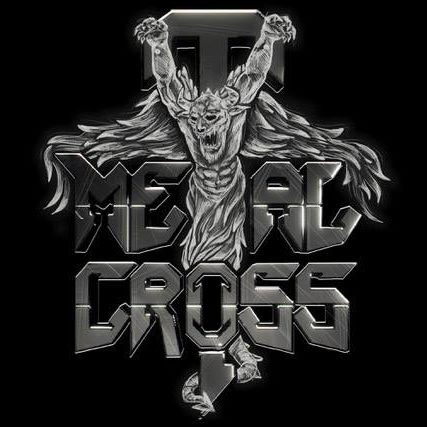 Metal Cross - Logo
