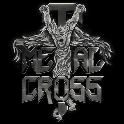 Metal Cross - Logo