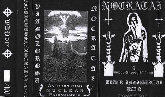 Via Dolorosa / Nocratai - Antichristian Nuclear Propaganda