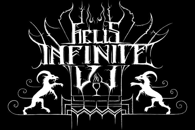 Hell's Infinite VI - Logo