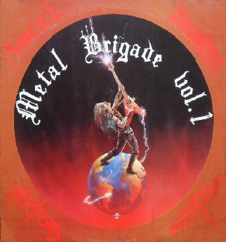 Megaton / Angel / Minotauro / Cruciform - Metal Brigade