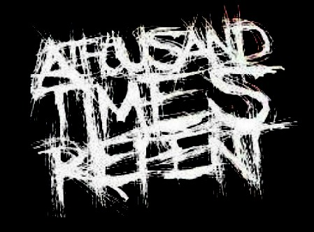 A Thousand Times Repent - Logo