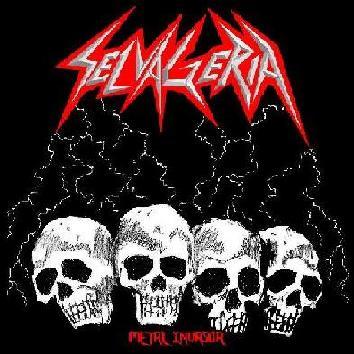 Selvageria - Metal Invasor