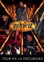 Sphinx - Tour en la oscuridad