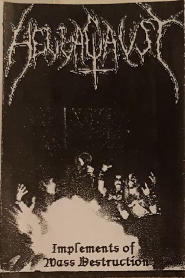 Hellacaust - Implements of Mass Destruction
