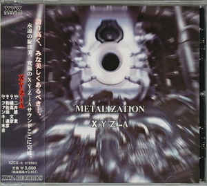 X.Y.Z.→A - Metalization