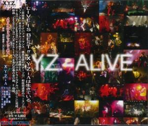 X.Y.Z.→A - X.Y.Z.→ALIVE