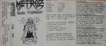 Metroz - Brain Explosion