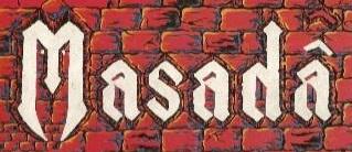 Masadâ - Logo